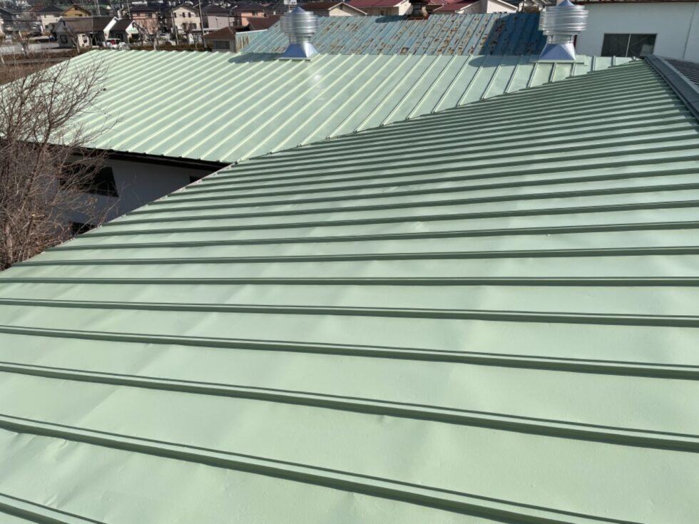 小野市大島町 A様工場 屋根